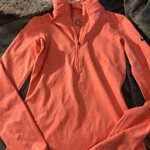 Nike quarter zip - women's XS